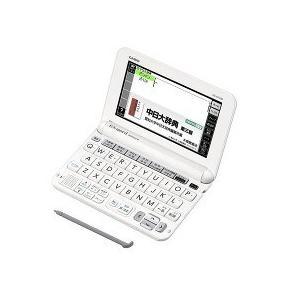 カシオ 電子辞書 XD-G7300WE ホワイト ( 1台 )/ エクスワード(EX-word) soukai