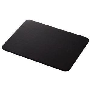 エレコム マウスパッド ワイヤレス充電対応 5W ソフトレザー ブラック ( 1個 )/ エレコム(ELECOM)|soukai