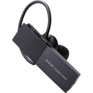 エレコム Bluetoothヘッドセット Type-C端子 ブラック ( 1セット )/ エレコム(...