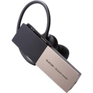 エレコム Bluetoothヘッドセット Type-C端子 ゴールド ( 1セット )/ エレコム(...
