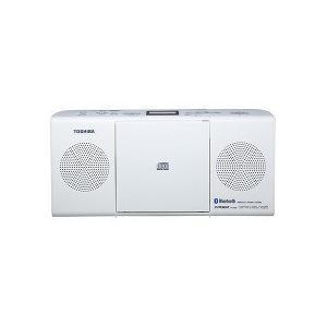 東芝 BLuetooth対応CDラジオ TY-CW26 W ( 1台 ) soukai