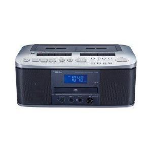 CDラジオカセットレコーダー シルバー TY-CDW88 ( 1台 )