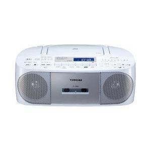 東芝 CDラジオカセットレコーダー シルバー ...の関連商品8