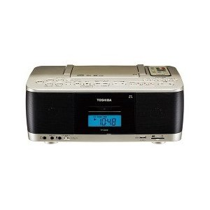 東芝 CDラジオカセットレコーダー サテンゴールド TY-CDX9(N) ( 1台 )/ 東芝(TOSHIBA) soukai