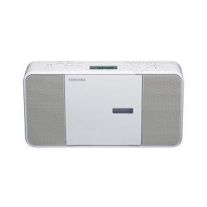 東芝 CDラジオ ホワイト TY-C250(W) ( 1台 )/ 東芝(TOSHIBA) soukai