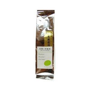 CHAYA(チャヤ) マクロビオティックス 有機三年番茶 ティーパック ( 8g*20パック )/ チャヤ マクロビオティックス|soukai