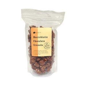 CHAYA(チャヤ) マクロビオティックス チョコレート グラノーラ ( 400g )/ チャヤ マクロビオティックス|soukai