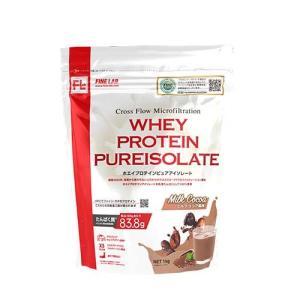ファインラボ ホエイプロテイン ピュアアイソレート ミルクココア風味/プロテイン/ブランド:ファイン...