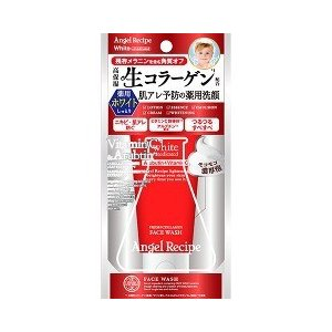 エンジェルレシピ ホワイト 洗顔フォーム ( 90g )/ エンジェルレシピ
