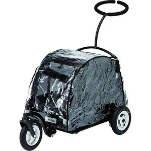 エアバギーフォードッグ トゥインクル用レインカバー ( 1枚入 )/ エアバギーフォードッグ