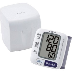 シチズン 電子血圧計 手首式 CH-650F ...の関連商品9