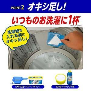 オキシクリーン EX802G 粉末タイプ ( 802g )/ オキシクリーン(OXI CLEAN) soukai 04