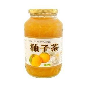 おいしい柚子茶(ゆず茶) ゆず50%含有 ( 1kg ) ( ゆず茶 柚子茶 ジャム )