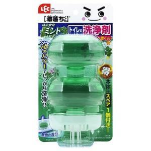 激落ちくん タンクにポン トイレの洗浄剤 ミント ( 1セット )/ 激落ち(レック)