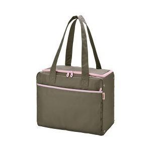 サーモス 保冷ショッピングバッグ RED-022 BW ( 1コ入 )/ サーモス(THERMOS) ( 保冷バッグ お弁当 )|soukai