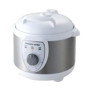アルコレ 電気式圧力鍋 APC-T19W ( 1台 )/ アルコレ ( キッチン用品 )|soukai