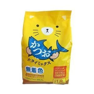 かつおドライミックス ( 1.8kg )/ オリジナル ペットフード ( 猫 ドライフード キャットフード ドライ )