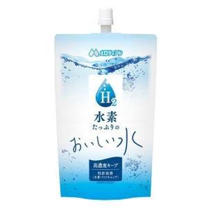 水素たっぷりのおいしい水 高濃度水素水 ( 300mL*20本入 )/ メロディアン|soukai