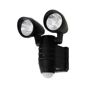ベルソス 2灯LED電池式センサーライト ブラック VS-G021 ( 1台 )/ ベルソス|soukai
