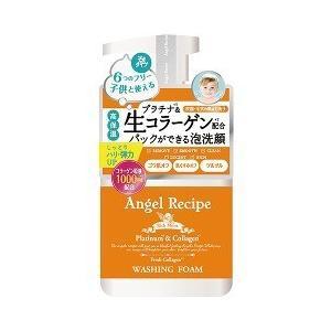 エンジェルレシピ リッチモイスト 泡洗顔 ( 150mL )/ エンジェルレシピ