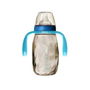 キッズミー ダイヤモンドボトル ハンドル付 アクアマリン 300ml ( 1個 ) soukai