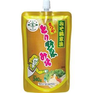 まつや とり野菜みそ ( 340g )