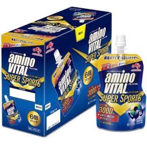 アミノバイタル ゼリー スーパースポーツ ( 100g*6コ入 )/ アミノバイタル(AMINO VITAL)|soukai