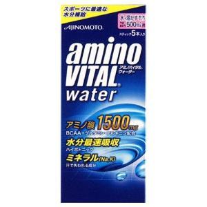 アミノバイタル ウォーター(粉末) 500mL用 ( 14.7g*5本入 )/ アミノバイタル(AMINO VITAL) ( スポーツドリンク アミノ酸 )