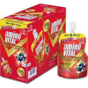 アミノバイタル パーフェクトエネルギー ( 130g*6コ入 )/ アミノバイタル(AMINO VITAL) ( スポーツドリンク ゼリー飲料 アミノ酸 )|soukai