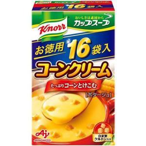 クノール カップスープ コーンクリーム ( 16袋入 )/ クノール
