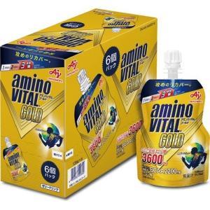 アミノバイタル ゴールド ゼリー ( 123g*6コ入 )/ アミノバイタル(AMINO VITAL)|soukai