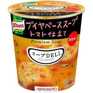 クノール スープデリ ブイヤベーススープ トマト仕立て ( ...