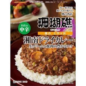 噂の名店 湘南ドライカレー お店の中辛 ( 150g )/ 噂の名店|soukai