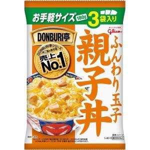 DONBURI亭 親子丼 3食パック(どんぶり亭 レトルト)/インスタント食品/ブランド:DONBU...