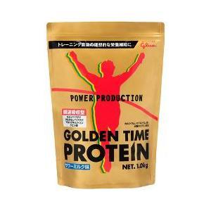 パワープロダクション ゴールデンタイムプロテイン ( 1kg )/ パワープロダクション ( プロテイン 顆粒・粉末タイプ )