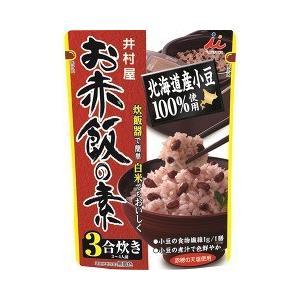 (誕生日・お祝い事に!)井村屋 お赤飯の素 ( 230g ) ( 調味料 )
