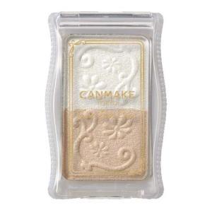 キャンメイク(CANMAKE) グロウツインカラー ホワイト...