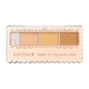 キャンメイク(CANMAKE) カラーミキシングコンシーラー 01 ライトベージュ(CANMAKE ...