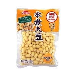 国産大豆100%使用 水煮大豆 ( 155g )