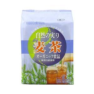 オーガニック麦茶 自然の実り ( 10g*32袋入 ) ( お茶 )
