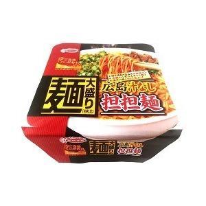 ご当地くいだおれ 麺大盛り 広島汁なし担担麺 ( 1コ入 )