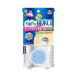 らくハピ お風呂の排水口 ピンクヌメリ予防 防カビプラス ( 1個入 )/ らくハピ