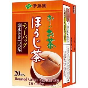 お〜いお茶 ほうじ茶 ティーバッグ ( 2.0g*20袋入 )/ お〜いお茶