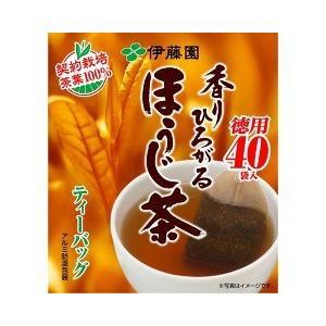 香りひろがるお茶 ほうじ茶 ティーバッグ ( 1.8g*40袋入 )