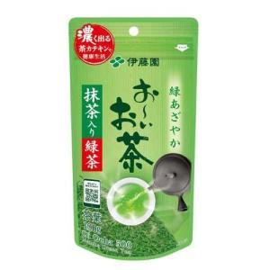 お〜いお茶 抹茶入り緑茶 ( 100g )/ お〜いお茶