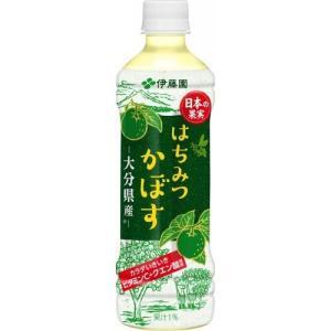 伊藤園 日本の果実 はちみつかぼす ( 500g*24本入 )