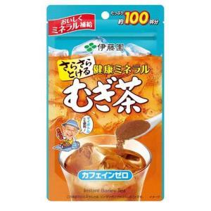 伊藤園 さらさら健康ミネラルむぎ茶 ( 80g )/ 健康ミネラルむぎ茶