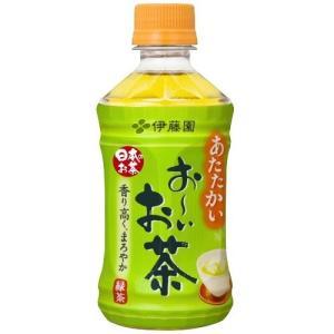 (訳あり)お〜いお茶 緑茶 ホット ( 345mL*24本入 )/ お〜いお茶