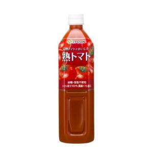 伊藤園 濃い熟トマト ( 900g*12本入 ) ( トマト ジュース 野菜ジュース )