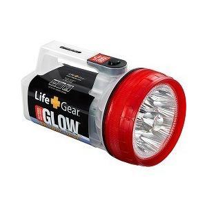 エルパ ライフギア LED強力ライト レッド DOP-LG500(R) ( 1コ入 )/ エルパ(ELPA)|soukai